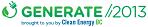 Visit GLOBE 2014 at Generate 2013