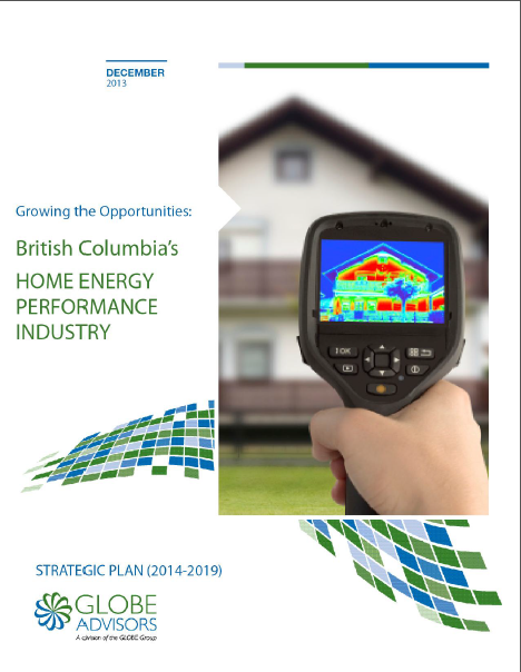 British Columbia's Home Energy Performance Industry